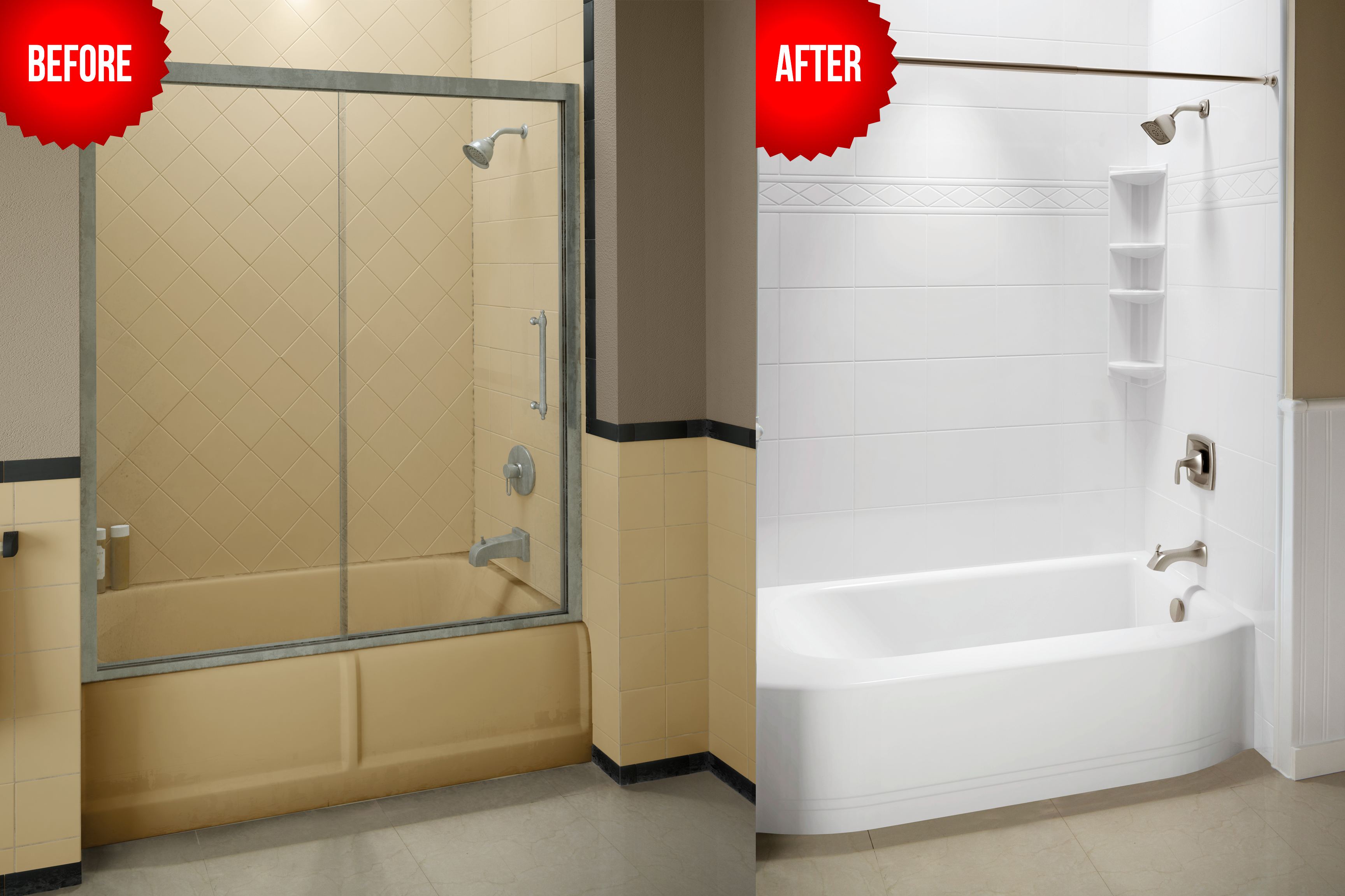 An Amazing Transformation To Your Bath Bath Fitter Pittsburgh